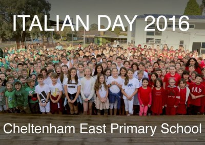 Italian Day 2016